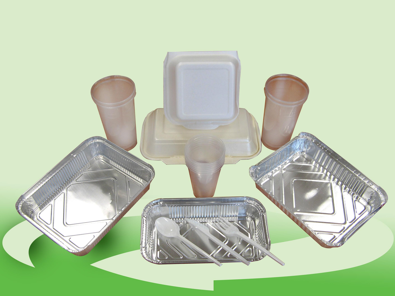 Опаковки и прибори от PVC/ПВЦ