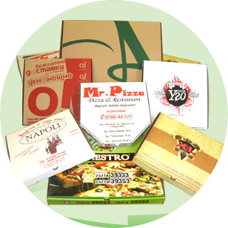 Опаковки от картон и велпапе