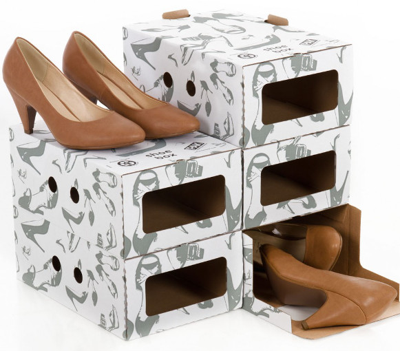 Какви кутии за обувки са ви необходими