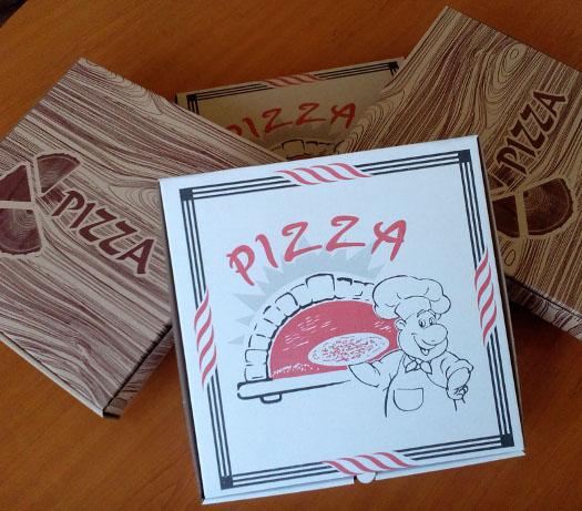 Какви кутии за пица да изберете